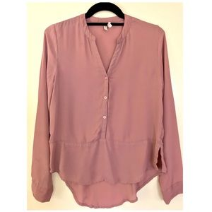 Nordstrom's Pink Blouse